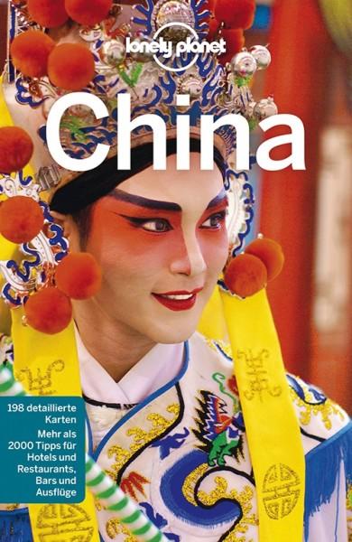 Reiseführer China 6 D