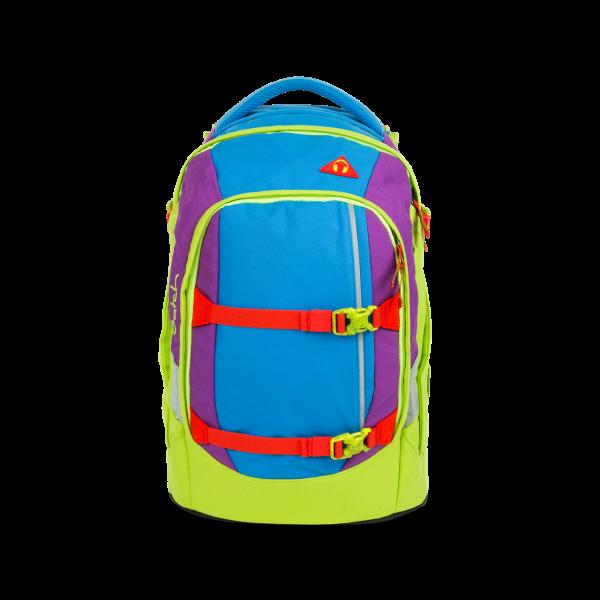 pack-Schulrucksack Flash Jumper