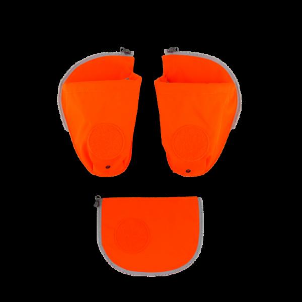 pack/cubo/ cubo light  Sicherheitsset mit Zip-Set (3-tlg.) Orange