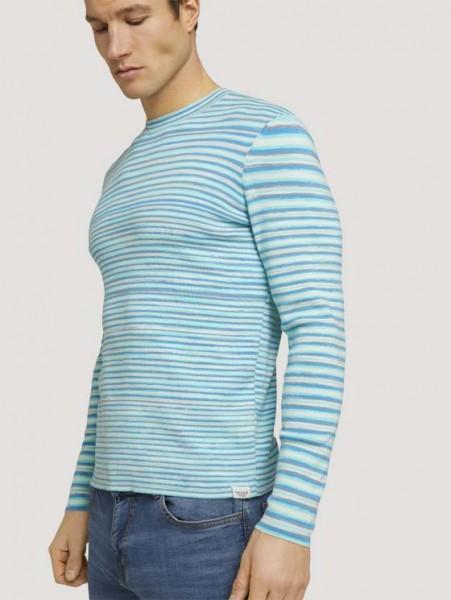 Sweatshirt in Melange-Optik 59,99 €