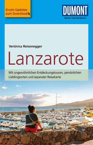 Reise-Taschenbuch Lanzarote