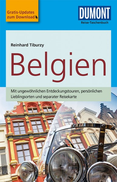 Reise-Taschenbuch Belgien
