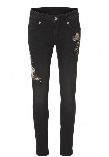 Hose Jeans 1/1 Länge