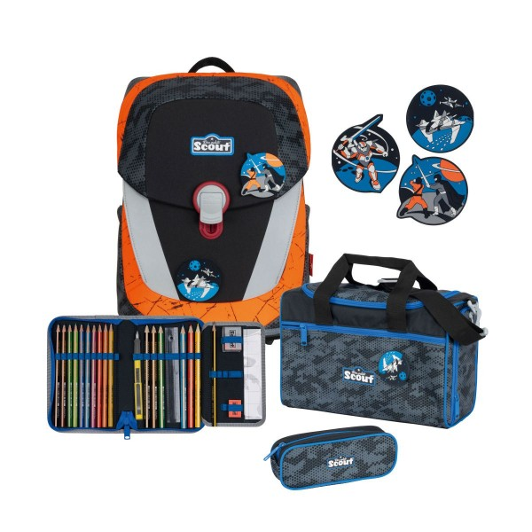 SCOUT SUNNY II 4-SET STAR COMMANDER MIT SNAPS