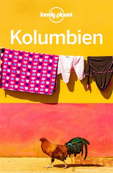 Reiseführer Kolumbien 3D