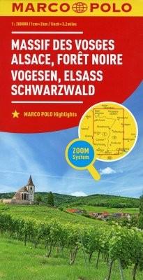 MP RK F Vogesen, Elsass, Schwarzwald