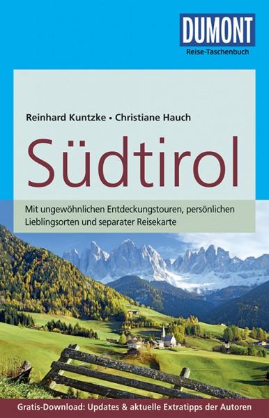 Reise-Taschenbuch Südtirol
