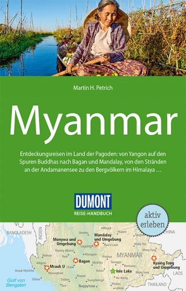 Reise-Handbuch Myanmar
