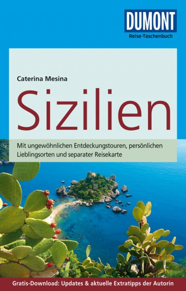 Reise-Taschenbuch Sizilien
