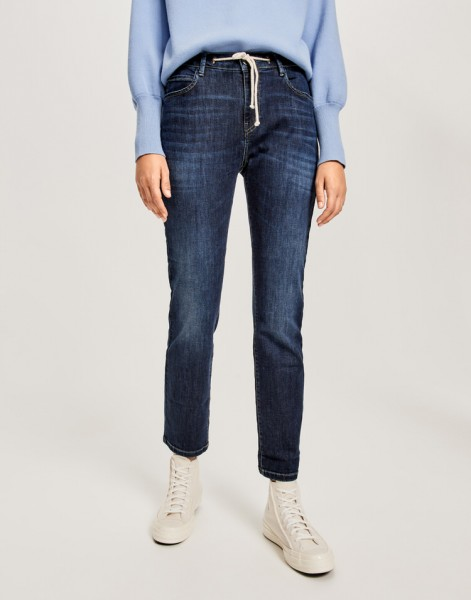 Boyfriend Jeans Louis dark blue