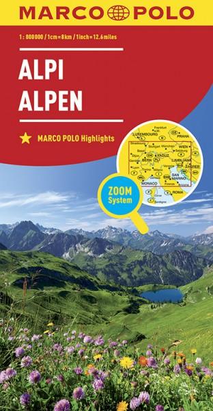 LK Alpen 800T