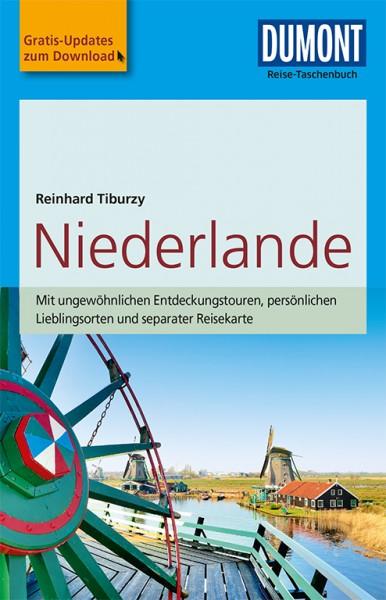 Reise-Taschenbuch Niederlande