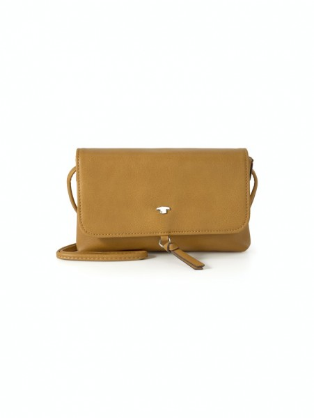 LUNA Flap bag, yellow