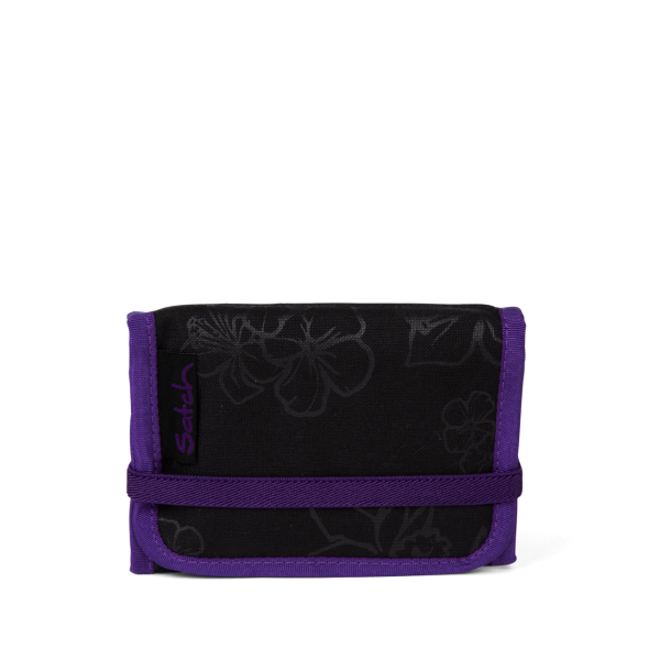 Geldbeutel Purple Hibiscus
