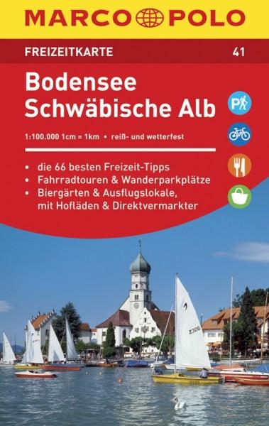 Bodensee, Schwäb.Alb 100T