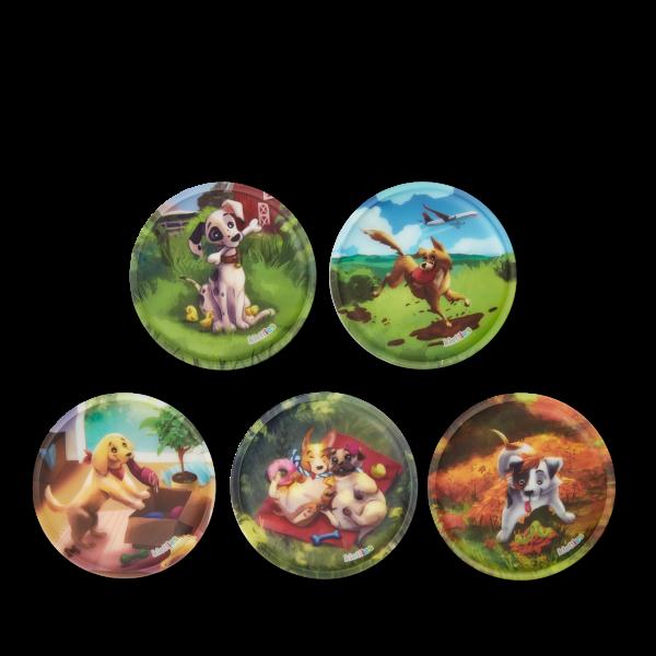 Kletties-Set Hundewelpen