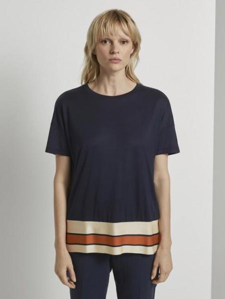 T-Shirt, Ringel Design