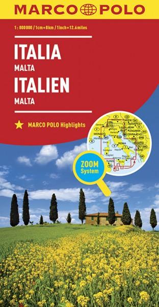 LK Italien mit Malta 800T
