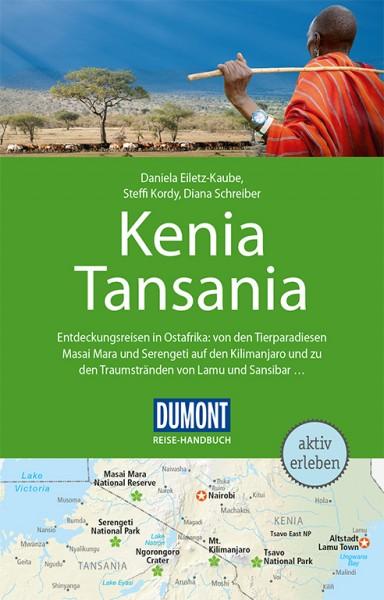 Reise-Handbuch Kenia,Tansania
