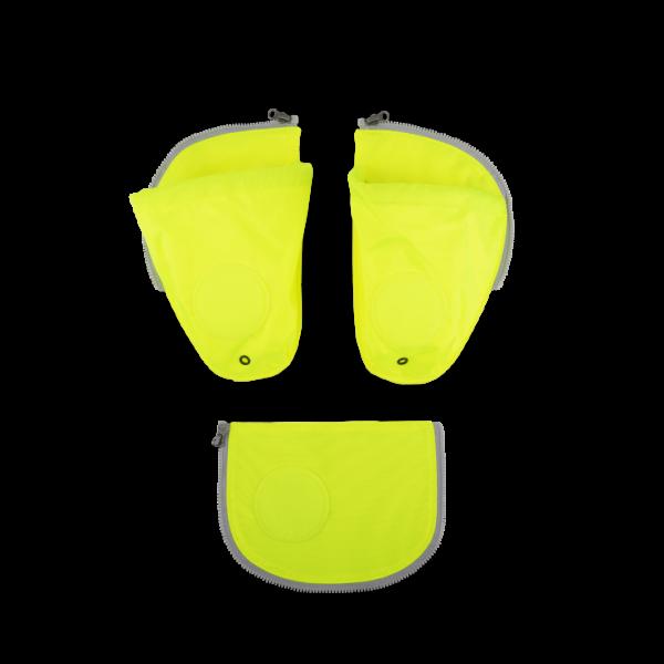 Seitentaschen Zip-Set
