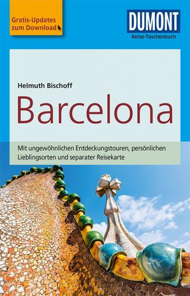Reise-Taschenbuch Barcelona