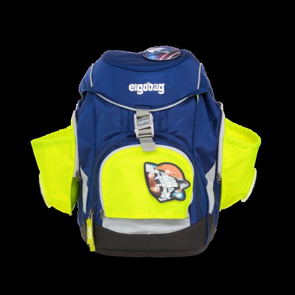 pack Seitentaschen Zip-Set (3-tlg.) Gelb