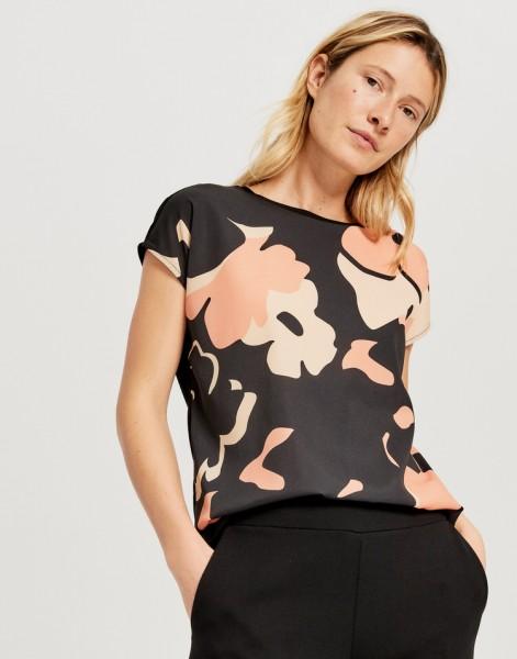 Motiv Shirt Siko flower