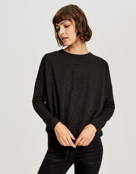 Boxy Shirt Silkina glitter