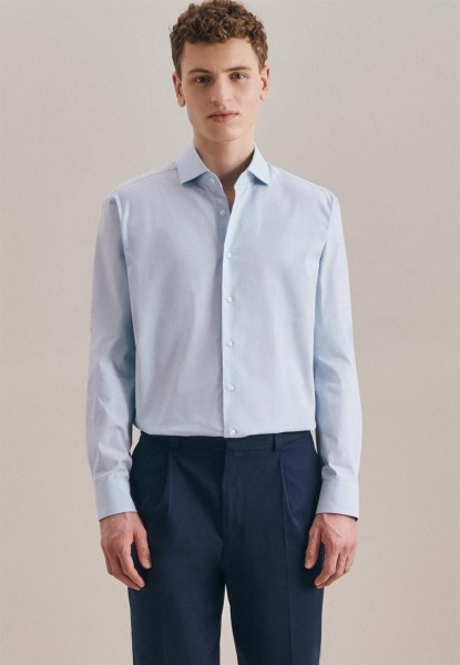 Bügelleichtes Oxford Business Hemd