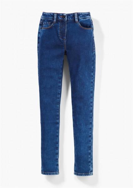 Skinny Fit: High Waist-Jeans