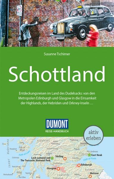 Reise-Handbuch Schottland