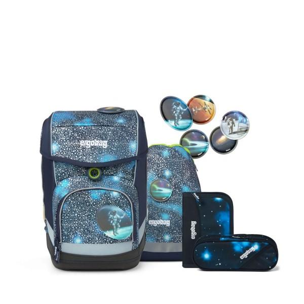 cubo Schulranzen-Set Bär Anhalter durch die Galaxys