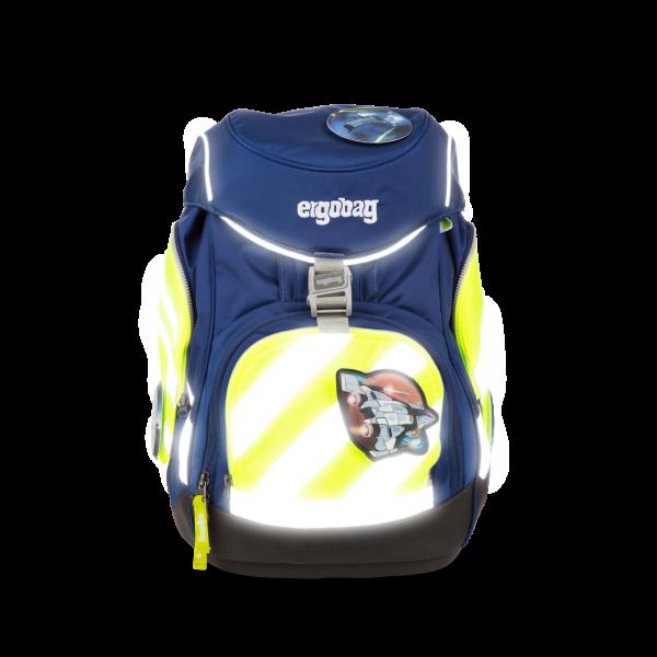 pack Sicherheitsset mit Reflektorstreifen (3-tlg.) Gelb