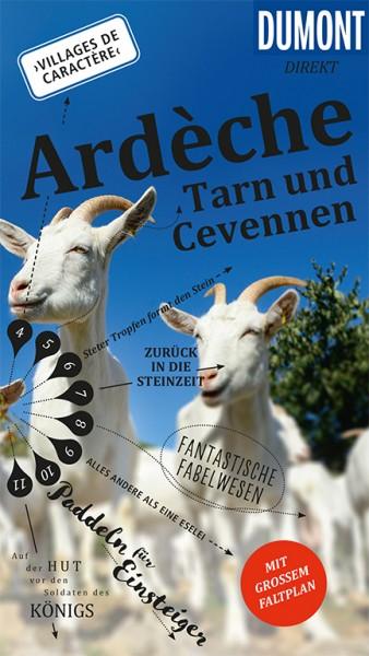 Direkt Ardeche/Tarn&Cevennen